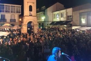Éxito del carnaval de verano en Trives