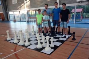 Nuevo gran fin de semana para el Club AjedrezAlzheimer Bierzo que participó en tres torneos y en el que brilló Heriberto Rubial