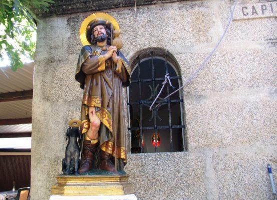Fiestas de San Roque en A Rúa Vella
