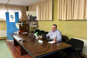 """Jornada técnica en Sobradelo sobre la pizarra que es """"primordial para Valdeorras y para Ourense"""""""
