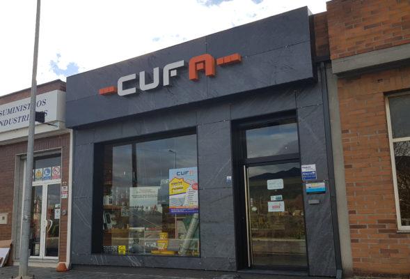 CUFA oficinas y tienda Avenida de Galicia 57