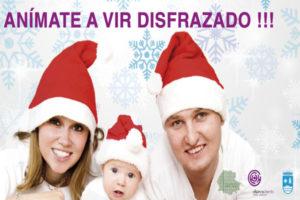 """Foto de familia para arrancar """"Una Navidad de Todos"""""""