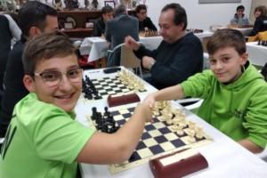 El ajedrez berciano dejó su impronta en Chantada y Benidorm