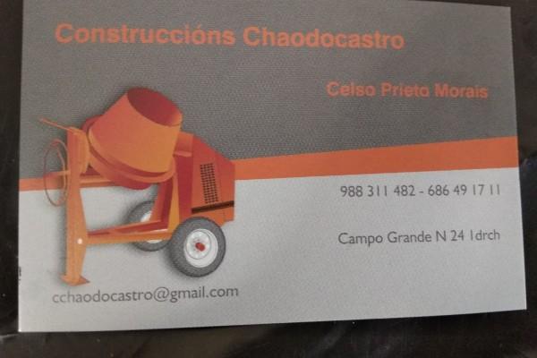 Construccións Chaodocastro