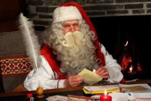 Cerca de 1.500 niños y niñas gallegos conectarán con Papá Noel en Laponia a través de videoconferencia