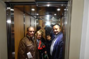 Doña Yolanda Ordás, gran celebración y nuevo elevador para cerrar el mes cultural en Camponaraya