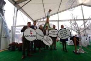 """El vino: un sector económico """"que genera empleo y riqueza"""" y el más exportador de los agroindustriales de Galicia"""
