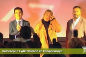 """Torito, de Viva la Vida T5, en Camponaraya para homenajear a Lydia Valentín. """"¡Queremos sorprender a Lydia!, acude"""""""