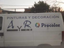 Pinturas y Decoración A y R