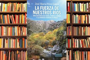 """José María Pérez López presenta su libro """"La fuerza de nuestros ríos"""" en 'casa'"""