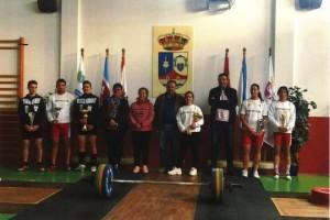 Camponaraya vibró con su XII Trofeo de Halterofilia