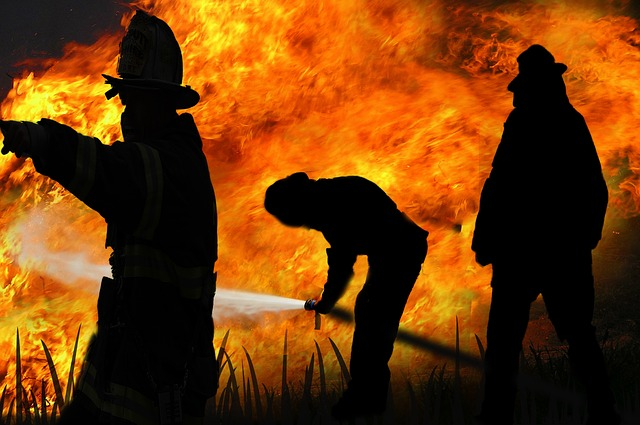 Afectadas 50 hectáreas por un incendio en Folgoso