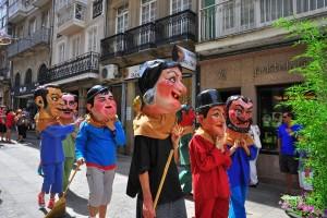 Monforte abre mañana el plazo de inscripción para participar como Cabezudo en sus Fiestas Patronales