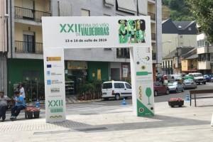 """La XXII Edición de la Feria del Vino se inaugura reivindicando que Valdeorras """"es la cuna del Godello y se expresa como en ningún otro sitio"""""""