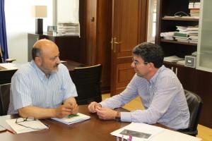 Reunión para continuar la colaboración institucional entre CHMS – Taboadela