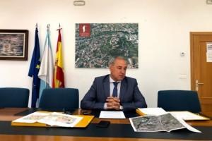 Obras de mejora en las calles Chamoso Lamas y Benito Vicetto de Monforte