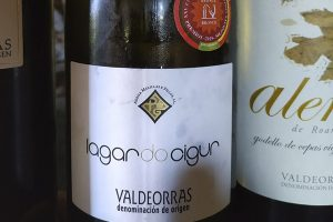Cata del vino Lagar do Cigur Godello 2018