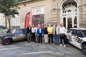 """VIII Rallye """"Ourense – Lugo Ribeira Sacra"""": 143 participantes y Sober como primer municipio lucense"""