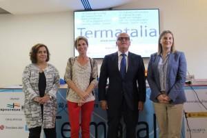 Ourense vuelve a ser el epicentro del termalismo mundial, llega la XIX edición de Termatalia
