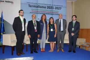 Congreso internacional sobre termalismo enmarcado en el proyecto europeo 'Raia Termal'