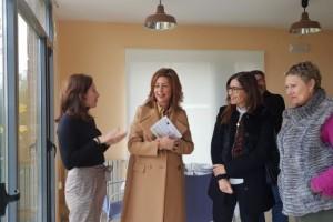 Mejora de las instalaciones, con una inversión de 420.000 €, de la residencia de mayores de Castro Caldelas