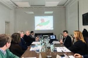 Proyecto Risc Miño-Limia: evaluación de los avances en las acciones que facilitarán la toma de decisiones ante fenómenos extremos