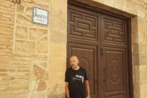 Trives, o lugar escollido por Juan Álvarez para presentar a súa primeira novela
