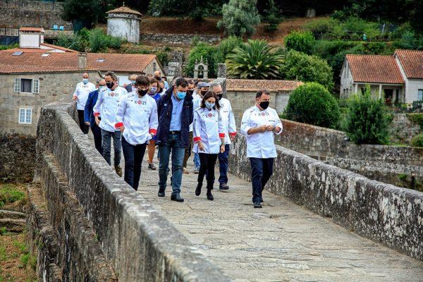"""Estrellas solidarias en el Camino: """"la importancia de la colaboración y la suma de esfuerzos para avanzar en la reactivación del turismo"""""""