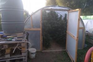 Detenido en Bárcena del Bierzo un joven con casi 25 kilos de marihuana