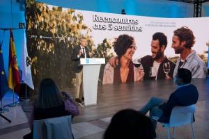 Promoción y una plataforma de comercialización para fomentar el enoturismo gallego