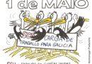 1 de Mayo: ¡Las cigüeñas gallegas quieren trabajar!