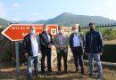 Actualización de la señalización de las Rutas del Vino de Valdeorras, Monterrei y de la Ribeira Sacra